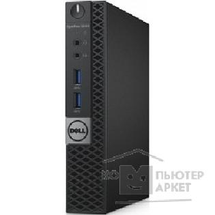 Компьютер Dell Optiplex 3040 [3040-9954] Micro i3-6100T/ 4Gb/ 128Gb SSD/ HD530/ Linux/ k+m