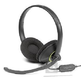 Наушники Creative гарнитура Headphones+Microphone HS-450