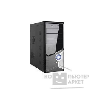 Корпус SuperPower MidiTower QoRi-6246 A2 черно-серый  450W