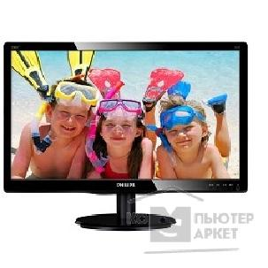"Монитор Philips LCD  19.5"" 200V4LAB/ 00 01 Black"