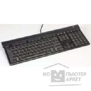 Клавиатура Oklick 520S Multimedia Keyboard USB  черный