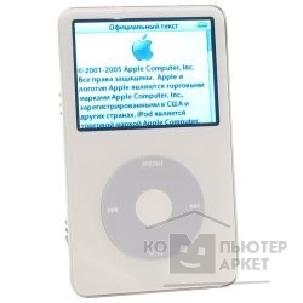 APPLE гаджет MP3 Apple IPod MA002 30GB, MP3 плеер + видео, USB 2.0, белый