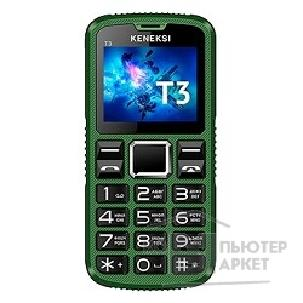 Кенекси KENEKSI T3 green 2'' 176x220 up to 16GB flash 2 Sim BT 1000mAh 121,8x55,5x13,5