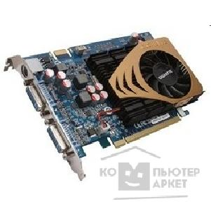 Видеокарта Gigabyte GV-N95TOC-512H, OEM  GF9500GT, 512MB DDR, TV-out, Dual DVI  PCI-E