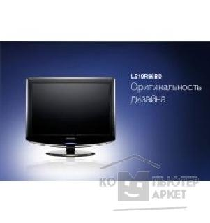 Телевизор Samsung LCD TV  LE19R86BD black