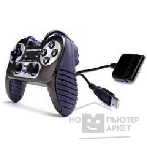 Геймпад Thrustmaster [2960666/ 4160500] Dual Trigger PS2/ PC Gamepad  геймпад