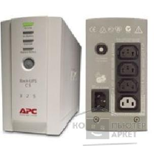 ИБП APC by Schneider Electric APC Back-UPS CS 500VA BK500-RS