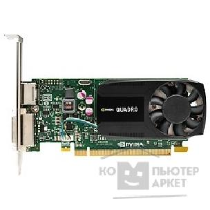 Опция к компьютерам Hp J3G87AA Graphics Card NVIDIA Quadro K620, 2GB, 1xDual link DVI-I, 1 х DisplayPort  1 x Display Port-> DVI Adapter PCI-E x16 Z440, Z640, Z840