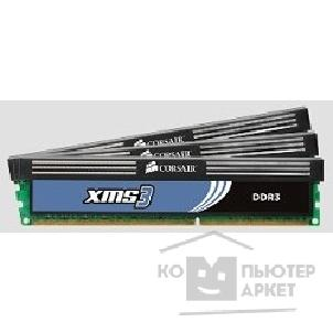 Модуль памяти Corsair  DDR-III 6GB PC3-12800 1600MHz Kit 3 x 2GB  [CMX6GX3M3A1600C9]