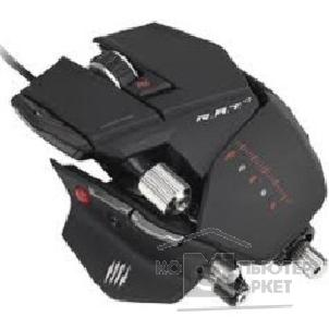 "Mad Catz ����  R.A.T.7 Gaming Mouse - Matt Black ��������� �������� + ������� �� ""World of Tanks"""
