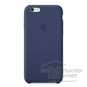 Аксессуар Apple MGQV2ZM/ A  iPhone 6 Plus Leather Case - Blue