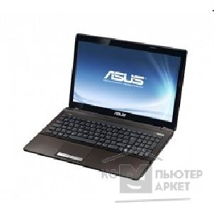 "Ноутбук Asus K53SD i5-2450M/ 4G/ 640G/ DVD-SMulti/ 15.6""HD/ NV 610 2G/ WiFi/ BT/ camera/ Win7 HB Brown [90N3ELD-44W1F39-RD13AY]"