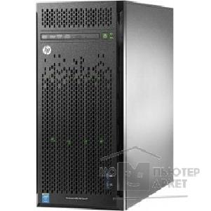 Hp Сервер  ProLiant ML110 Gen9 E5-2620v3 8GB 1TB B140i SATA DVD-RW 350W 3yr Parts 1yr Onsite Warranty 794997-425