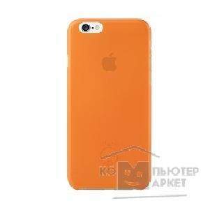 Чехол Ozaki O!coat 0.3 JELLY case for iPhone 6. Orange OC555OG