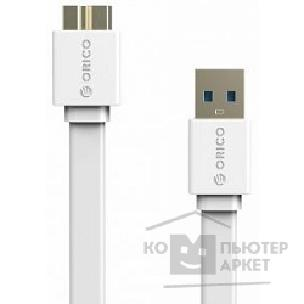 Кабели Orico  CMF3-10-WH Кабель USB3.0 A male to MicroUSB3.0 1.0m. CMF3-10 белый