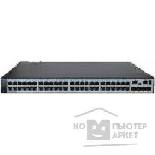 Коммутаторы, Маршрутизаторы Huawei S5720-56C-EI-AC  S5720-56C-EI Bundle 48 Ethernet 10/ 100/ 1000 ports,4 10 Gig SFP+,with 1 interface slot,with 150W AC power supply