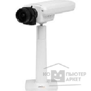 Цифровая камера Axis P1365 HDTV 1080p resolution, day/ night, fixed camera with CS-mount varifocal 2.8-8 mm P-iris lens and remote back focus camera also supports DC-iris lenses