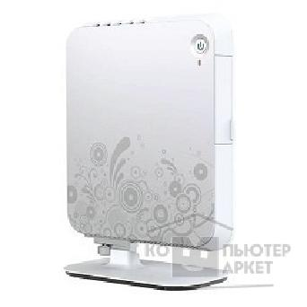 Компьютер 3Q NTP-Sign NM10-WH1GBP-510  Nettop Qoo! White/ Atom D510/ NM10/ D-SUB/ 1GB [55104]