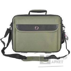 "Envy Сумка  Transport II Green/ Beige 15,4"" 21015"