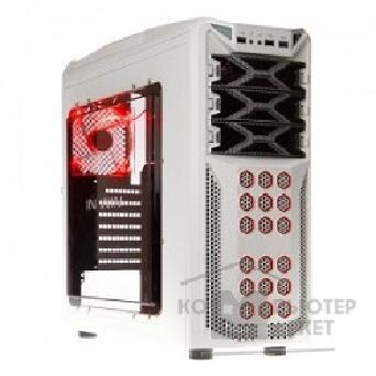 Корпус Inwin MidiTower  GT1  BWR145W 600W USB2.0+USB3.0+FAN 12 +Audio ATX [6090750]
