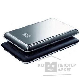 "�������� ���������� 3Q Portable HDD 500GB, black, hairline, 2.5"" SATA HDD 5400rpm inside,USB2.0, RTL, HDD-U245H-HB500"