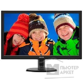 "Монитор Philips LCD  23.6"" 243V5LSB/ 10 62 Black"