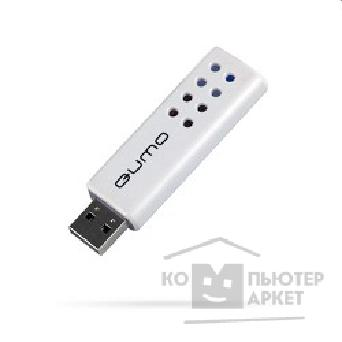 �������� ���������� Qumo USB 2.0  16GB Domino blue [QM16GUD-Domino-blue]