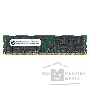 Модуль памяти Hp 8GB 1x8GB Dual Rank x8 PC3-12800E DDR3-1600 CAS-11 Unbuffered Standard Memory Kit 815371-B21