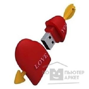 Носитель информации Ikonik USB 2.0 ICONIK RB-HEART-16GB СЕРДЦЕ
