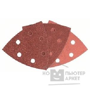 Bosch Bosch 2608605191 6 шлифлистов Expert for Wood+Paint 93мм K60-240