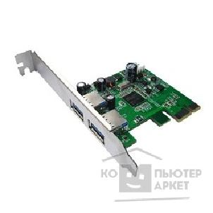 PCI Express USB 3.0 2 Port N-EXPCI-2P 3.0  low profile bracket