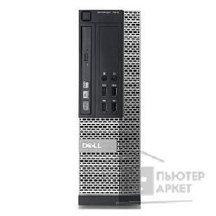 Компьютер Dell PC  OptiPlex 7010 SF i7-3770, 4GB, 500GB, DVDRW, vPro, mse, kbd, Win7 Pro 64 , 3Y NBD X067010109R