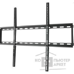 Кронштейн Wize F55 (до 91кг) Black