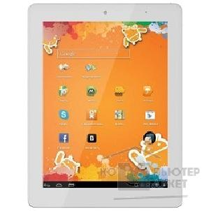 "Digma Планшет  Plane 8.0 3G TS804H 3G K3V2 4C A9/ 1Gb/ 8Gb/ 8"" IPS2 1024*768/ 3G/ BT/ white/ silver/ And4.2/ G[773430]"