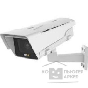 Цифровая камера Axis P1364-E Outdoor, NEMA 4X, IP66/ 67 and IK10-rated, lightweight, HDTV 720p, day/ night, fixed network camera with CS-mount varifocal 2.8-8.5 mm P-iris lens and remote back focus
