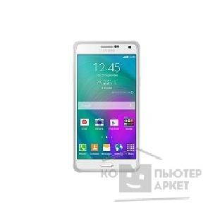 Samsung Чехол для  Galaxy A7 ProtectiveCover white-gray SAM-EF-PA700BSEGRU