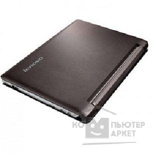 "Ноутбук Lenovo IdeaPad Flex 10 [59442934] Brown 10.1"" HD TS Pen N3540/ 4Gb/ 500Gb/ noDVD/ DOS"
