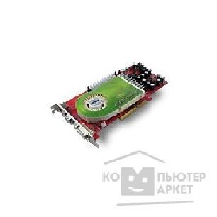 Видеокарта Palit GeForce 6800GS 256Mb DDR DVI TV-Out AGP8x  OEM