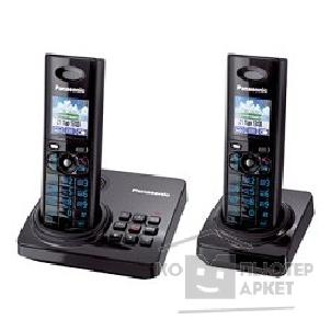 Телефон Panasonic KX-TG8226RUB чёрный