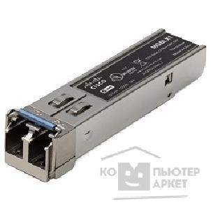 Сетевое оборудование Cisco SB MGBLX1 Gigabit Ethernet LX Mini-GBIC SFP Transceiver