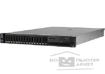 Сервер Lenovo TopSeller x3650M5 E5-2670v3 2.3GHz 12C, 16GB 1x16GB 2133MHz LP RDIMM, no HDD up to 8x2.5 , M5210/ 2GB Flash RAID 0-50 , no Optical Drive, BMC5719 QP 1GbE, IMM2.1, no LCD, PS 1 x 75