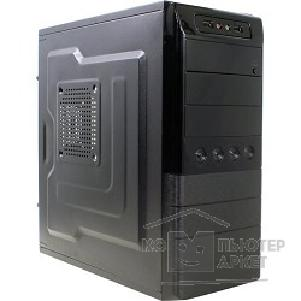 Корпуса EXEGATE  EX210788RUS/ EX216257RUS Корпус Miditower CP XP -310 <Black, черные шасси и БП XP400, 120mm,ATX, 3*SATA,USB, Audio>