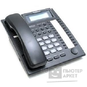 Телефон Panasonic KX-T7735RUB черный Системный телефон