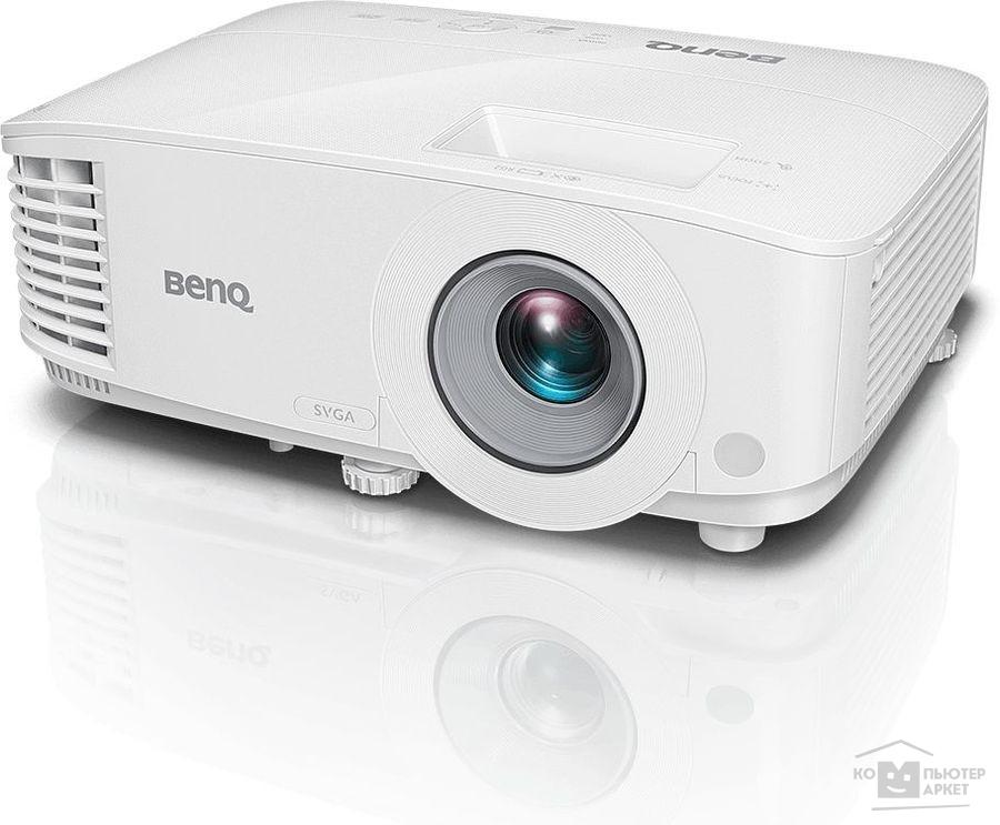 BenQ MX550 (1DLP; XGA (1024х768); 3600 ANSI; лампа; 5 000/10.000/15000 ч (Стд/Эко/Смарт); 20 000:1; Объектив 1,96-2,15; Динамик 2Вт;2.3кг/BenQ MX550 9H.JHY77.1HE