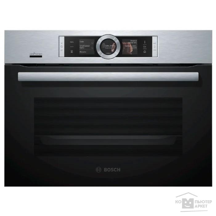 Духовой шкаф Электрический Bosch CSG656RS7 нержавеющая сталь/черный/Bosch CSG656RS7 CSG656RS7