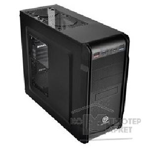 ������ Thermaltake Case Tt Versa G1 Midi Tower Black, 2xUSB3.0, Window, w/ o PSU [VO600A1W3N]