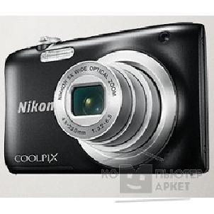 Nikon Цифровая фотокамера CoolPix A100 черный VNA971E1