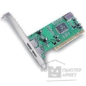 Контроллер Tekram X-Net  USB Host PCI Card USB-102C+