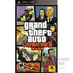 Игры GTA: China Town Wars