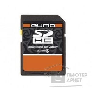 Карта памяти  Qumo SecureDigital 16Gb  QM16GSDHC10